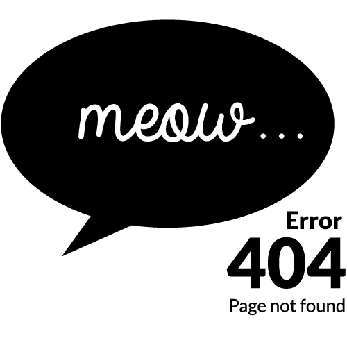Error 404. Page not found