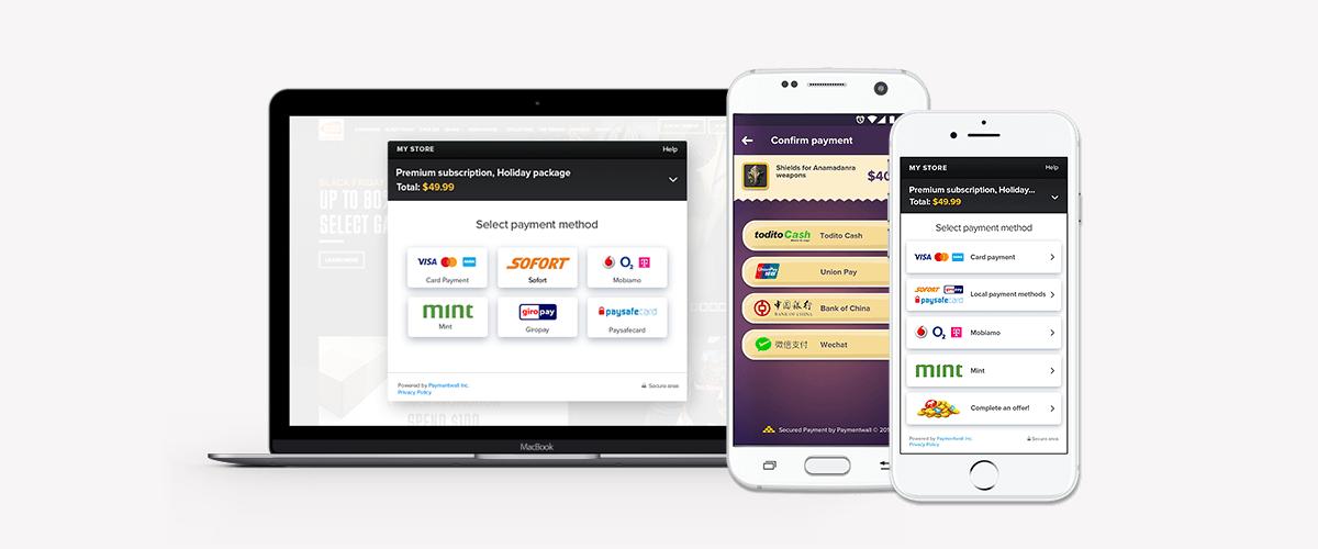 Paymentwall Integration